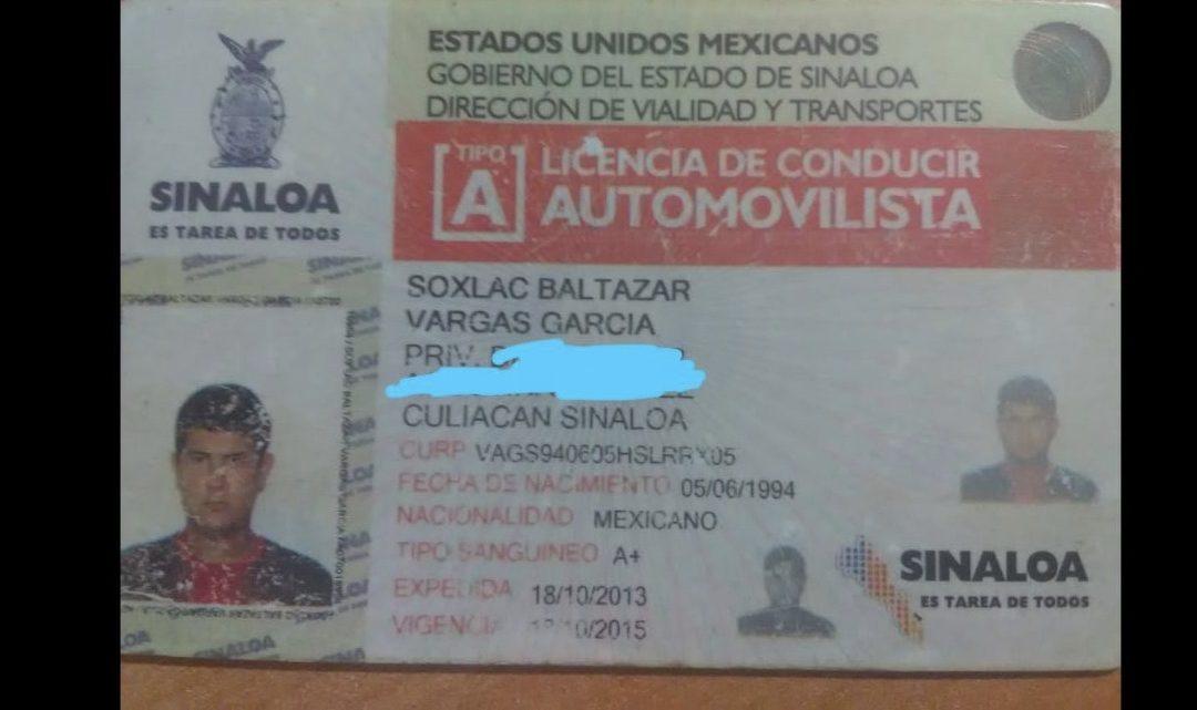 Soxlac Baltazar Garcia Vargas, denunciado por estafador