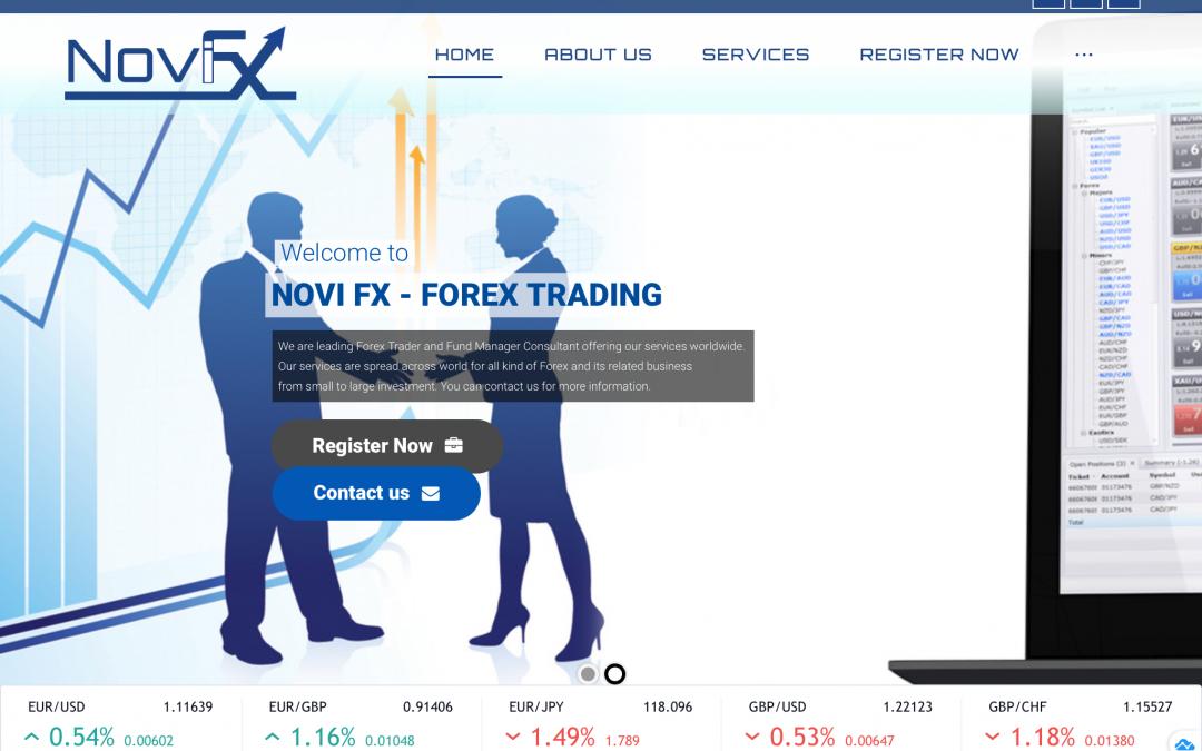 Novifx.com, clon de traderplatinum.com, siguen estafando