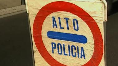 Estado de alerta en España.