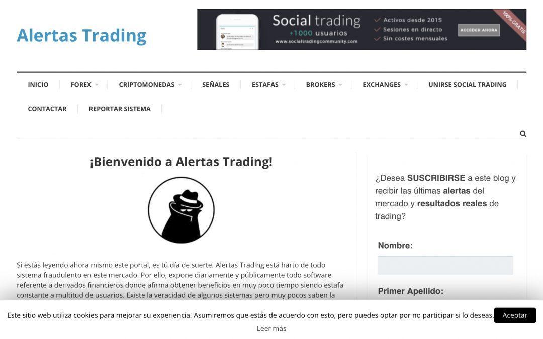 Alertastrading.com, el colmo de la poca vergüenza y la ratería de dos hermanos españoles, de Vitoria concretamente.