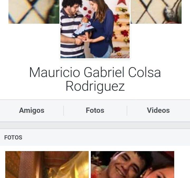 Mauricio Gabriel Colsa Rodríguez: estafador mexicano. Cuidado con él.