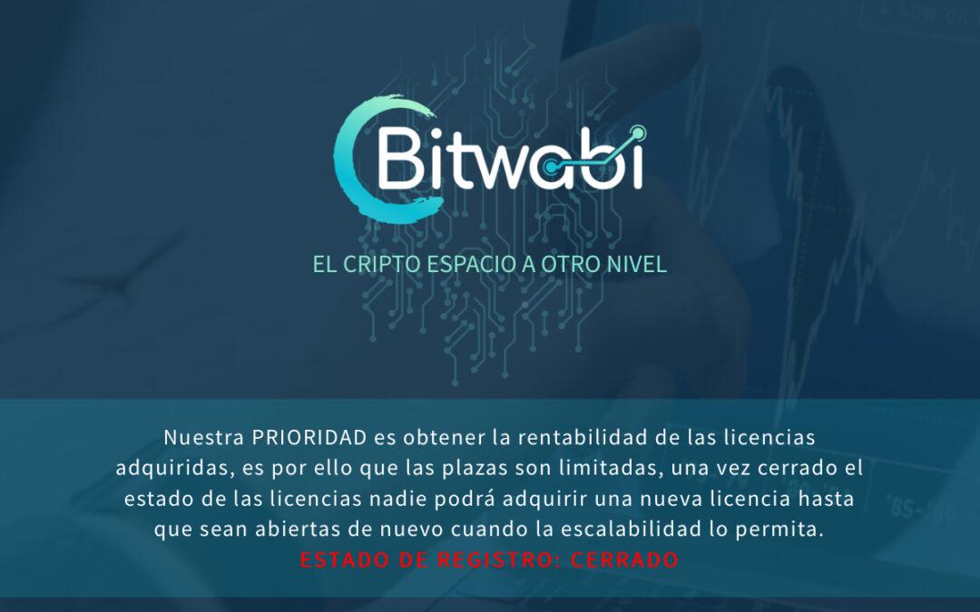 Bitwabi: ojo con esta plataforma, que puede ser el próximo ponzi en caer.